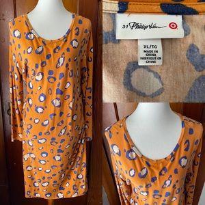 3.1 Phillip Lim for Target Leopard Print Dress